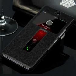 Pouzdro S-view pro Nubia Z11 mini černé