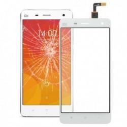 Xiaomi Mi4 dotykové sklo digitizer bílé