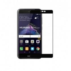 Full cover 3D tvrzené sklo 9H pro Huawei P9 Lite 2017 černé
