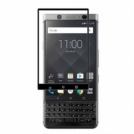 Full cover 3D tvrzené sklo 9H pro BlackBerry KeyOne černé