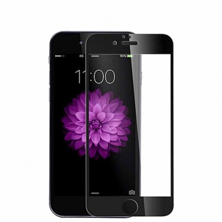 Full cover 3D tvrzené sklo 9H pro Apple iPhone 6 Plus černé