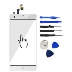 Nubia Z11 mini dotykové sklo digitizer bílé