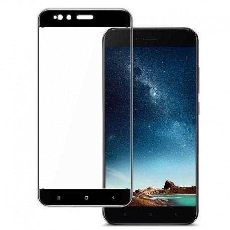 Full cover 3D tvrzené sklo 9H pro Xiaomi Mi A1 černé