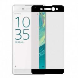 Full cover 3D tvrzené sklo 9H pro Sony Xperia XA1 černé