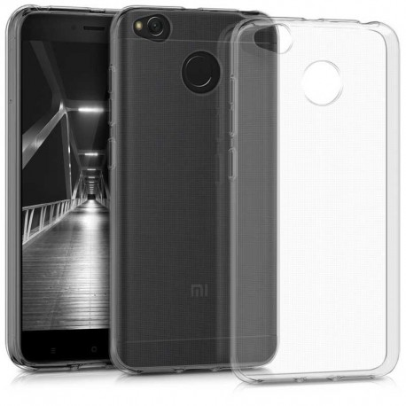 Silikonové pouzdro pro Xiaomi Redmi 4X čiré