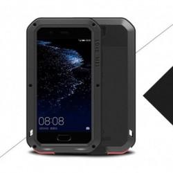 Love Mei Case outdoor pouzdro pro Huawei P10 Plus černé