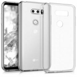 Silikonové pouzdro pro LG V30 čiré