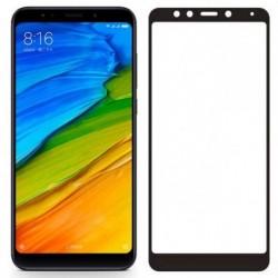 Full cover 3D tvrzené sklo 9H pro Xiaomi Redmi 5 Plus černé