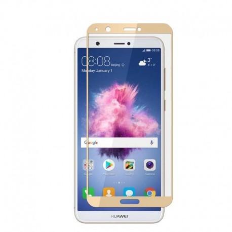 Full cover 3D tvrzené sklo 9H pro Huawei P Smart zlaté
