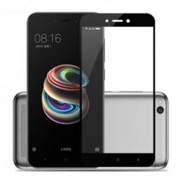 Full cover 3D tvrzené sklo 9H pro Xiaomi Redmi Note 5A černé