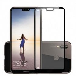 Full cover 3D tvrzené sklo 9H pro Huawei P20 Lite černé