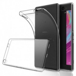 Silikonové pouzdro pro Sony Xperia XZ2 Compact čiré