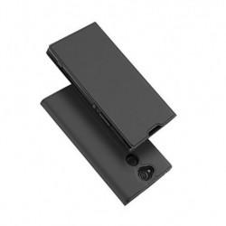 Flipové pouzdro DUX pro Sony Xperia XA2 černé
