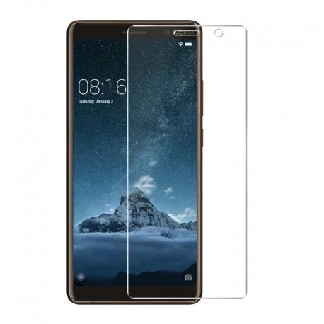 Ochranné tvrzené sklo 9H pro Nokia 7 Plus