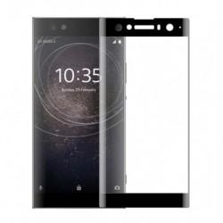 Full cover 3D tvrzené sklo 9H pro Sony Xperia XA2 Ultra černé