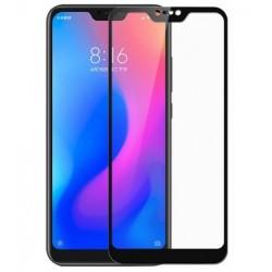 Full cover 3D tvrzené sklo 9H pro Xiaomi Mi A2 černé