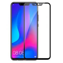 Full cover 3D tvrzené sklo 9H pro Huawei Nova 3i černé