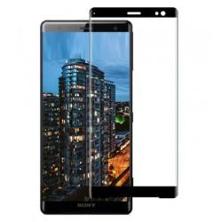 Full cover 3D tvrzené sklo 9H pro Sony Xperia XZ3 černé