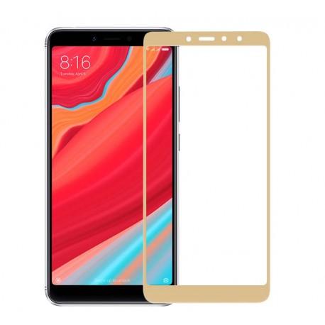 Full cover 3D tvrzené sklo 9H pro Xiaomi Pocophone F1 zlaté
