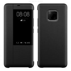 Pouzdro Smart View pro Huawei Mate 20 Pro černé