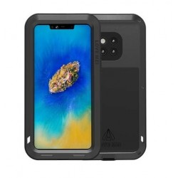 Love Mei Case outdoor pouzdro pro Huawei Mate 20 Pro černé