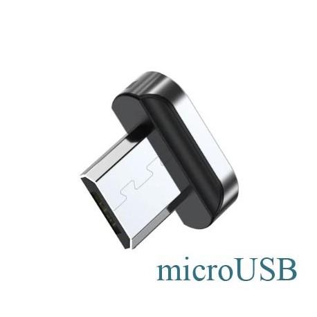Náhradní koncovka microUSB k magnetickému kabelu ESSAGER