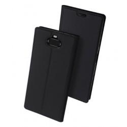 Flipové pouzdro DUX pro Sony Xperia 10 černé