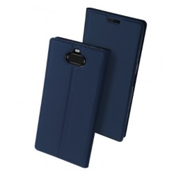 Flipové pouzdro DUX pro Sony Xperia 10 modré