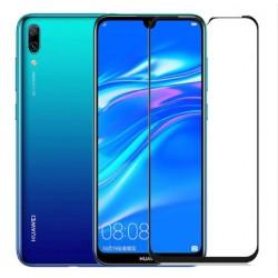 Full cover 3D tvrzené sklo 9H pro Huawei Y7 2019 černé