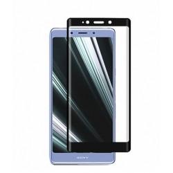 Full cover 3D tvrzené sklo 9H pro Sony Xperia L3 černé