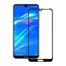 Full cover 3D tvrzené sklo 9H pro Huawei Y6 2019 černé