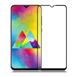 Full cover 3D tvrzené sklo 9H pro Samsung Galaxy M20 M205F černé