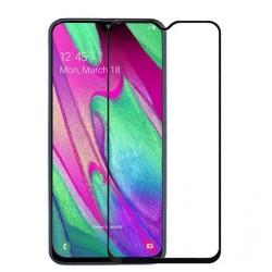 Full cover 3D tvrzené sklo 9H pro Samsung Galaxy A40 A405F černé