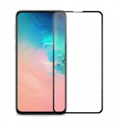 Full cover 3D tvrzené sklo 9H pro Samsung Galaxy S10e černé