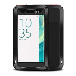 Love Mei Case outdoor pouzdro pro Sony Xperia XA černé