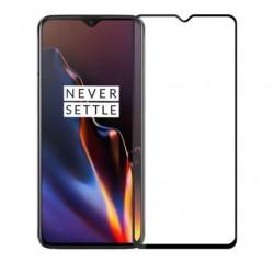 Full cover 3D tvrzené sklo 9H pro OnePlus 7 černé