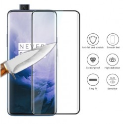 Full cover 3D tvrzené sklo 9H pro OnePlus 7 Pro černé