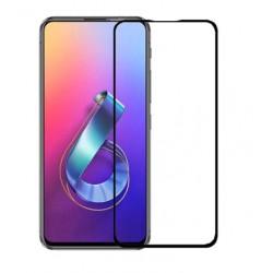 Full cover 3D tvrzené sklo 9H pro Asus Zenfone 6 ZS630KL černé