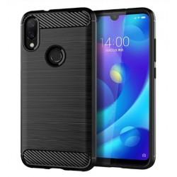 Silikonové pouzdro CARBON pro Xiaomi Mi Play černé