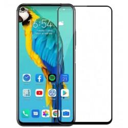 Full cover 3D tvrzené sklo 9H pro Huawei Nova 5T černé