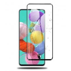 Full cover 3D tvrzené sklo 9H pro Samsung Galaxy A51 A515F černé