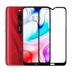 Full cover 3D tvrzené sklo 9H pro Xiaomi Redmi 8 černé