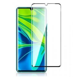 Full cover 3D tvrzené sklo 9H pro Xiaomi Mi Note 10 černé