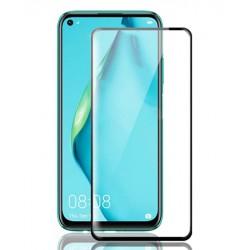 Full cover 3D tvrzené sklo 9H pro Huawei P40 Lite černé