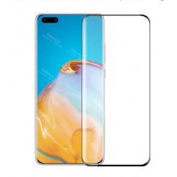 Full cover 3D tvrzené sklo 9H pro Huawei P40 Pro černé