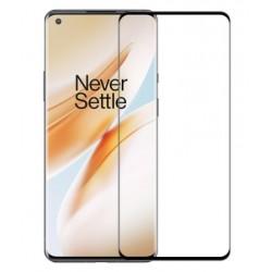 Full cover 3D tvrzené sklo 9H pro OnePlus 8 Pro černé
