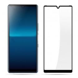 Full cover 3D tvrzené sklo 9H pro Sony Xperia L4 černé