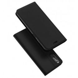 Flipové pouzdro DUX pro Sony Xperia 10 II černé