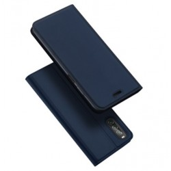 Flipové pouzdro DUX pro Sony Xperia 10 II modré