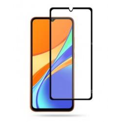 Full cover 3D tvrzené sklo 9H pro Xiaomi Redmi 9C černé
